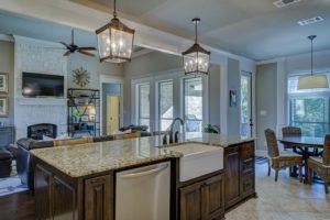 Updating Your Kitchen Cabinets with Contrasting Colors