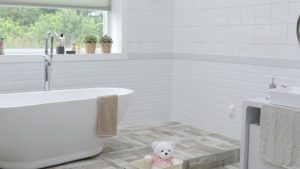Bathroom Tile: What Can You Do?