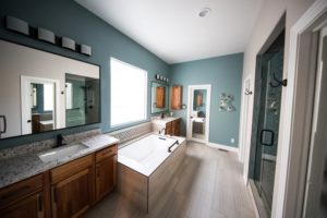Color and Bathroom Design About Kitchens and Baths