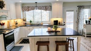 Choosing a Kitchen Island Stool About Kitchens and Baths