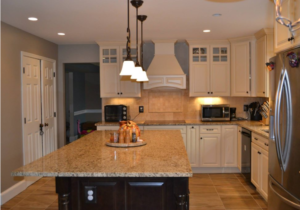 Granite Kitchen Countertops About Kitchens and Baths