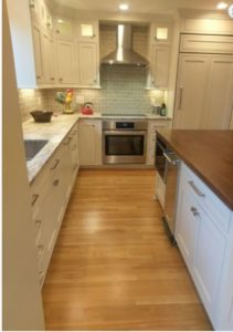 Kitchen Flooring Replacement About Kitchens and Baths